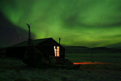Northern Lights , image by Per Jessen